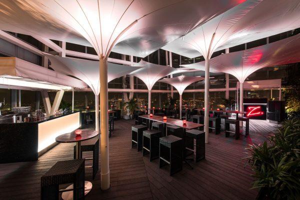 romantic restaurants singapore zafferano italian restaurant and lounge