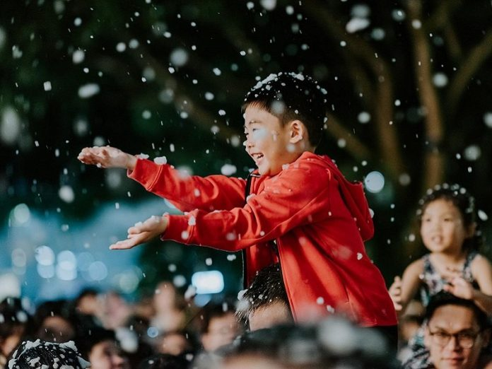 december school holidays 2019 activities for kids boy christmas wonderland snow gardens by the bay