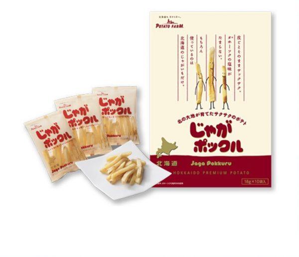 Jaga Pokkuru best japanese snack