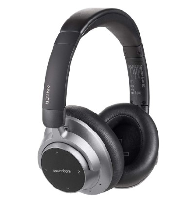 anker soundcore space nc best noise cancelling headphones