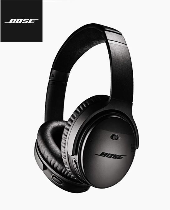 bose quietcomfort 35 II best noise cancelling headphones
