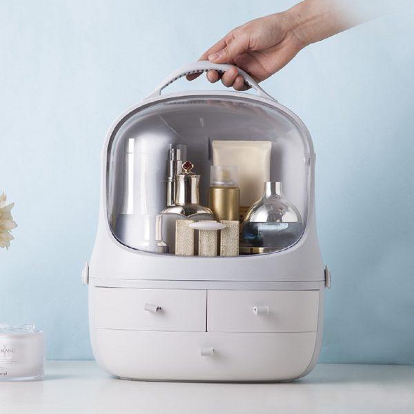 christmas gift ideas 2019 acrylic multi-storage cosmetics organiser