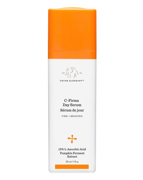 drunk elephant c-firma day serum best vitamin c serum