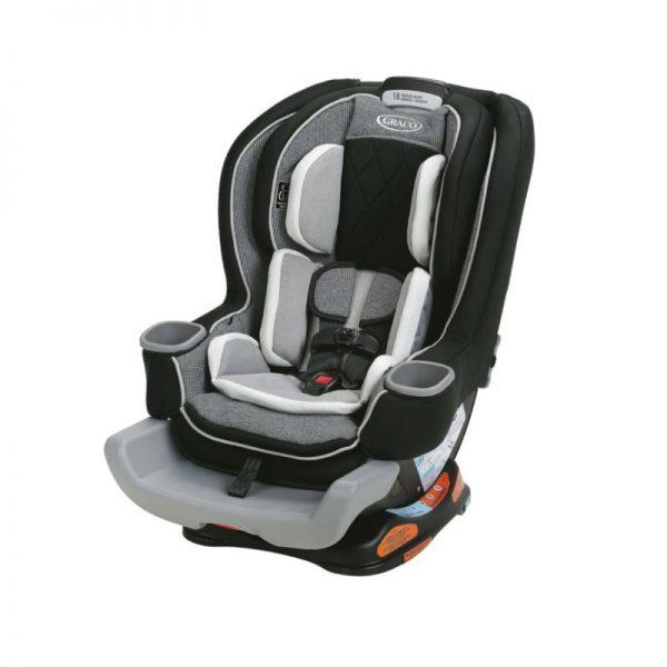 best baby car seat singapore Extend2Fit Platinum Convertible Car Seat grey