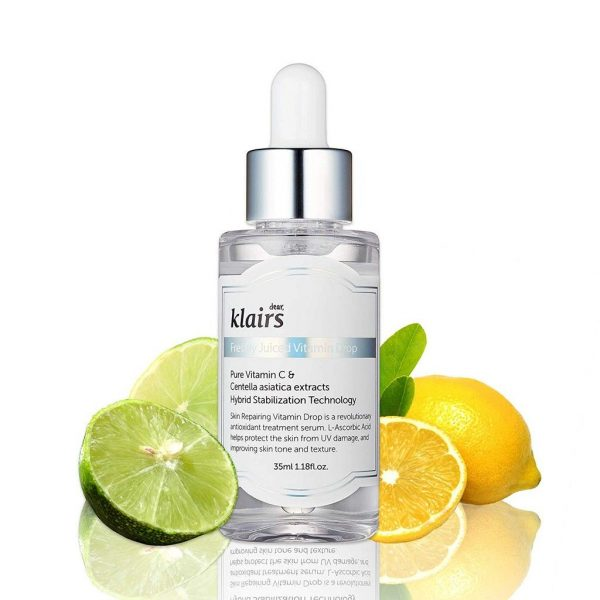 klairs freshly juiced best vitamin c serum
