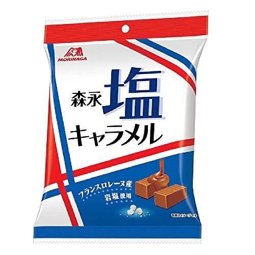 morinaga salt caramel best japanese snacks