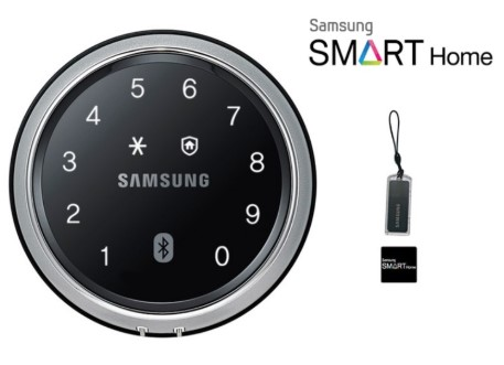 samsung smart lock smart home in singapore