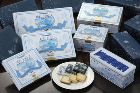 shiroi koibito best japanese snacks