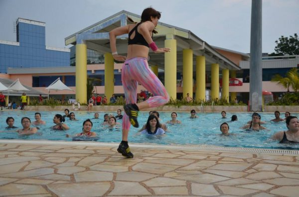 zumba classes singapore 1fiesta aqua
