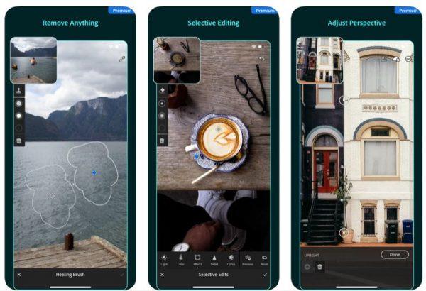 best photo editing app adobe lightroom editor mobile