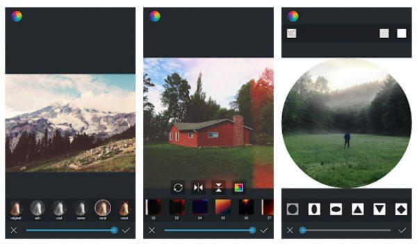 best photo editing app afterlight