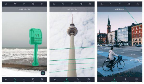 best photo editing app touchretouch eraser