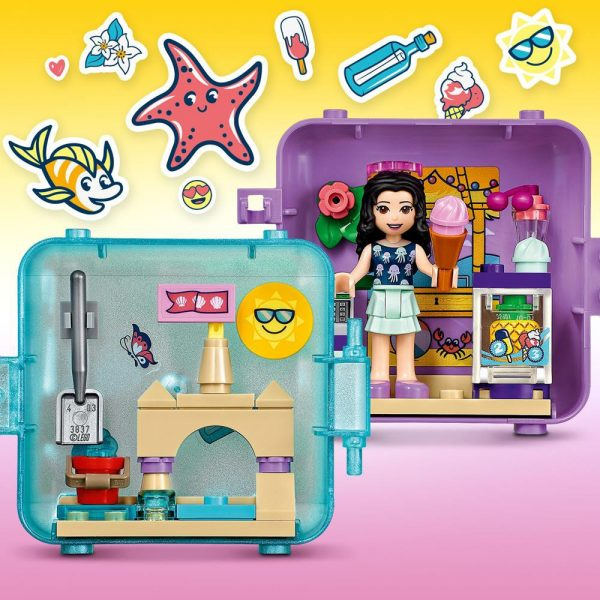 budget christmas gift idea 2020 for kids lego friends emma's summer play cube