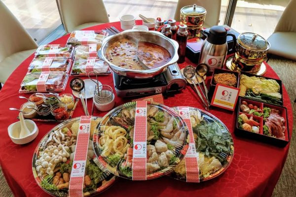steamboat delivery singapore cny reunion dinner hotpot master home