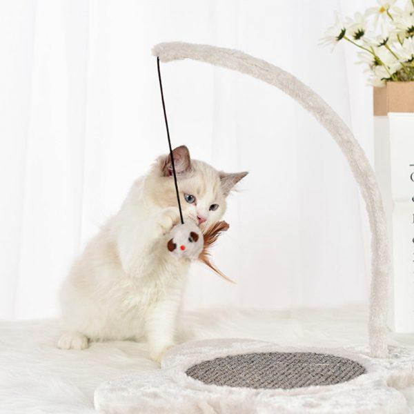 christmas gift idea 2020 cat scratching post pet
