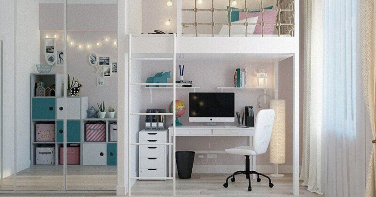 11 Study Room Design Ideas For Kids To Enjoy Learning In