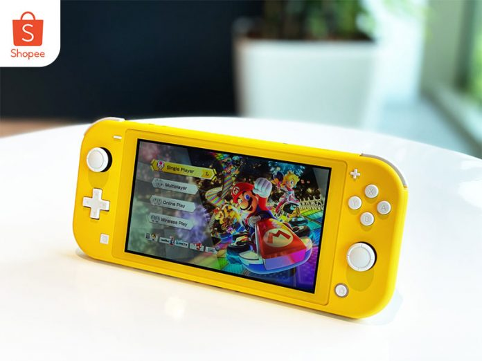 featured nintendo switch lite review