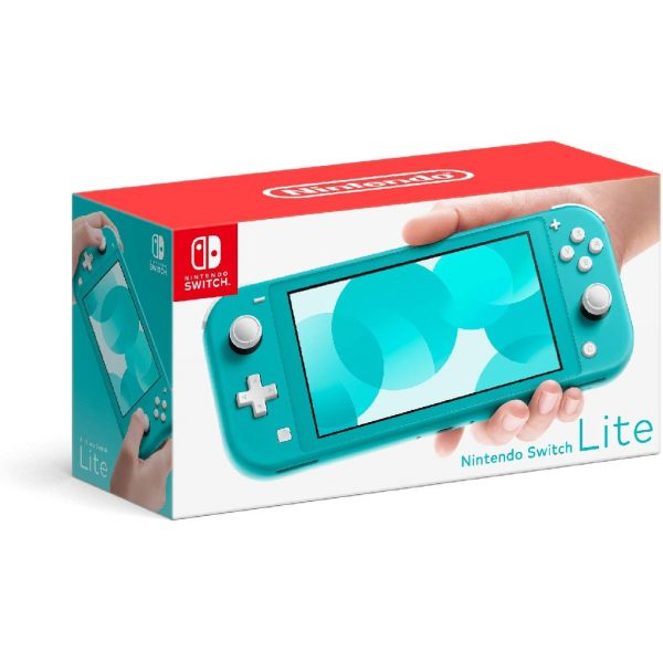 christmas gift idea 2020 nintendo switch lite console