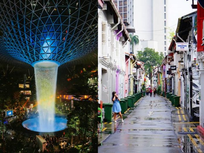 featured 48 hours in singapore