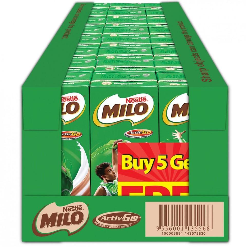 Milo Ready To Drink UHT