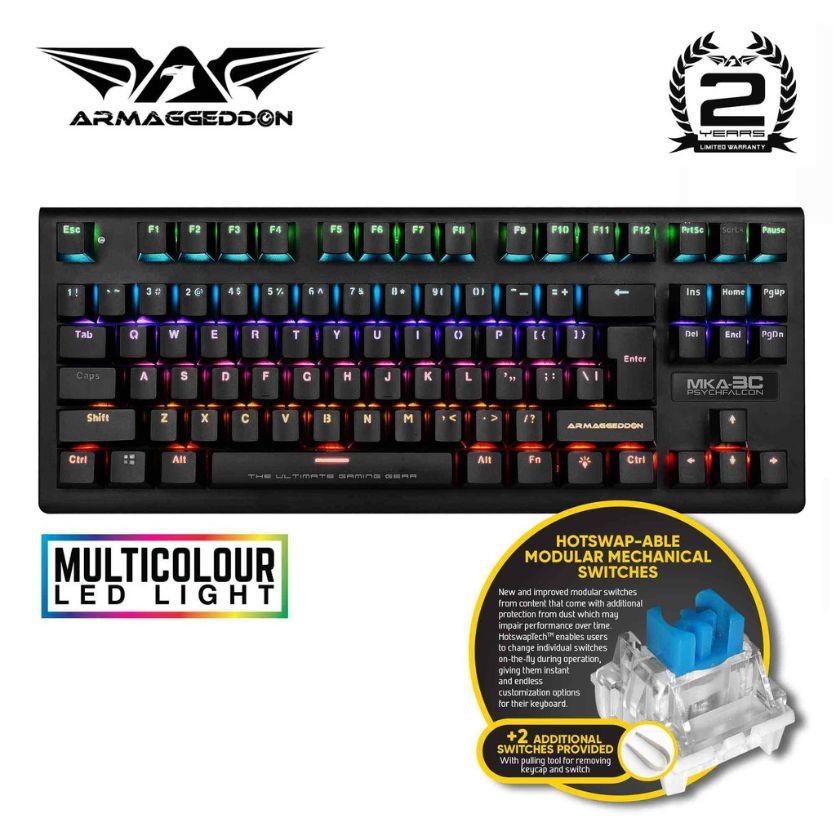armaggeddon keyboard gifts for him singapore