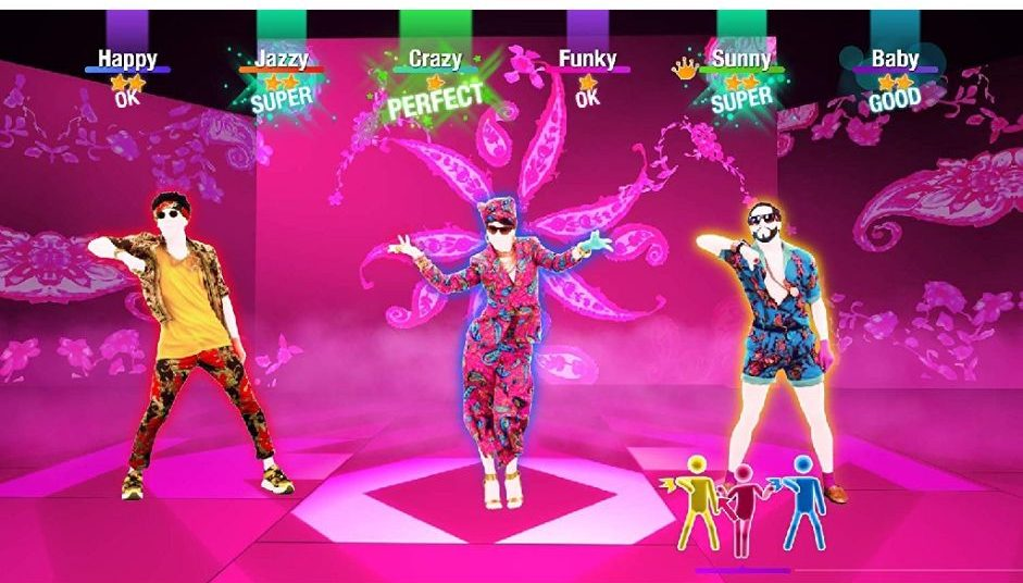 just dance gifts for him singapore