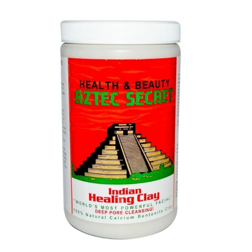 aztec healing mask bentonite clay best clay masks