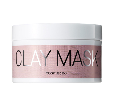 cosmetea black tea pink clay mask best clay masks