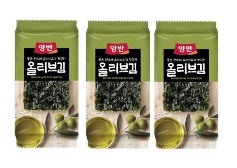 dongwon yangban seaweed healthy snacks in singapore