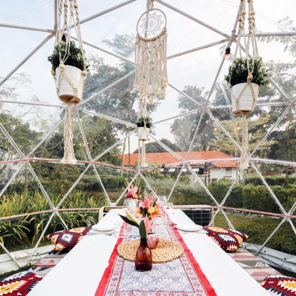 the summerhouse romantic restaurant singapore