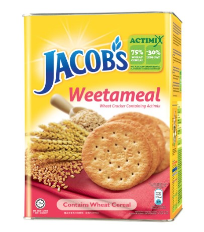 jacobs wheat cracker weetameal healthy snacks in singapore