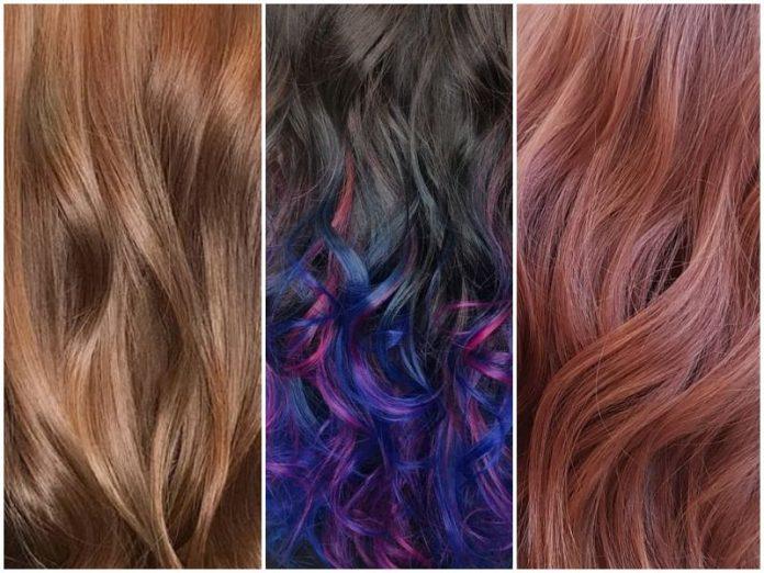 best hair colours for asians tan skin faiir medium undertones brown pink cosmic