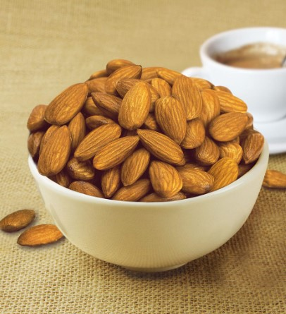 baked almonds foods to boost immunity systems