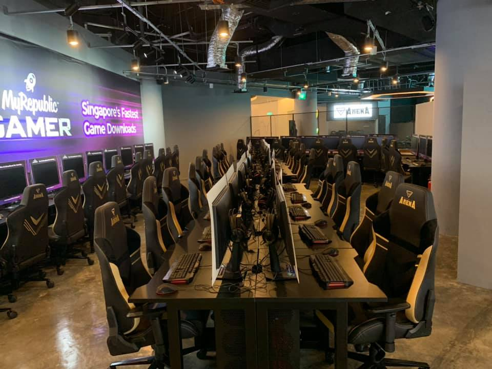 bountie arena lan shops singapore
