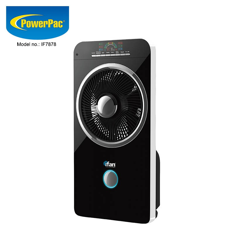 ifan mist air cooler with ionizer