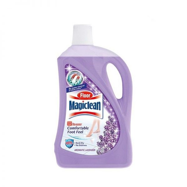 household cleaning products magiclean floor lavender detergent