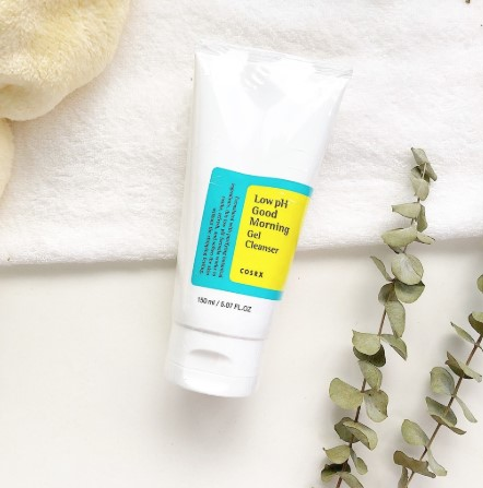cosrx good morning low ph cleanser best face washes for men