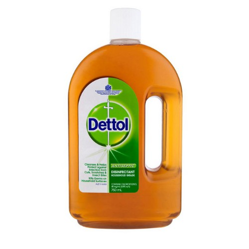 dettol germicide household cleaner