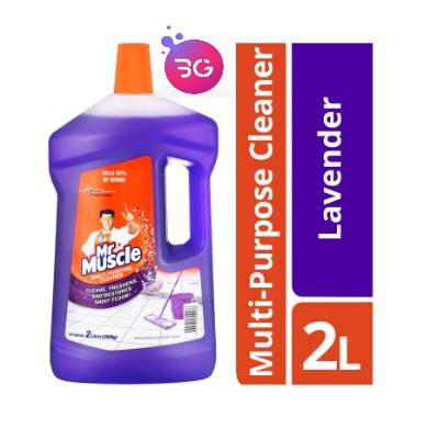 mr muscle multipurpose cleaner household cleaner