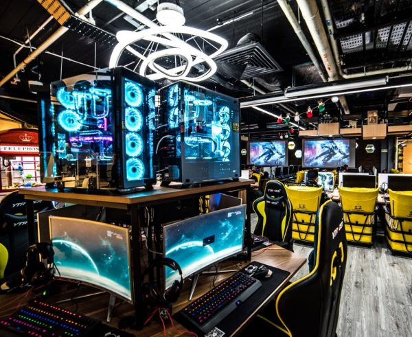 panda q cyber cafe lan shops singapore