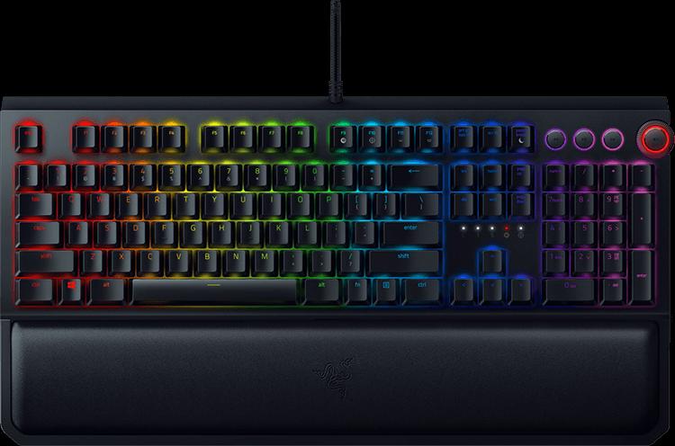 Razer Blackwidow Elite Mech Gaming Keyboard