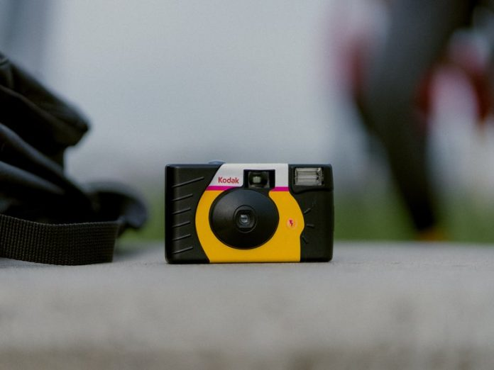 best disposable film camera kodak