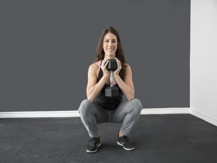 best arm workouts for women at home
