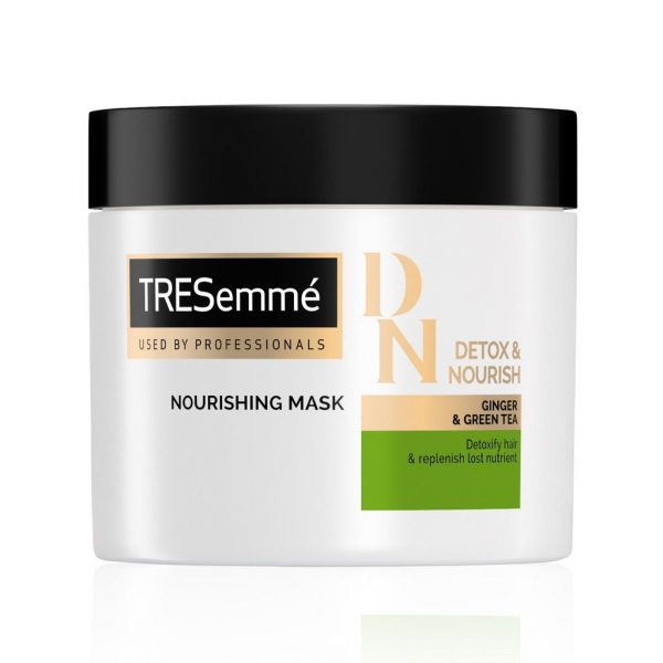 tresemme detox and nourish hair mask for all hair types