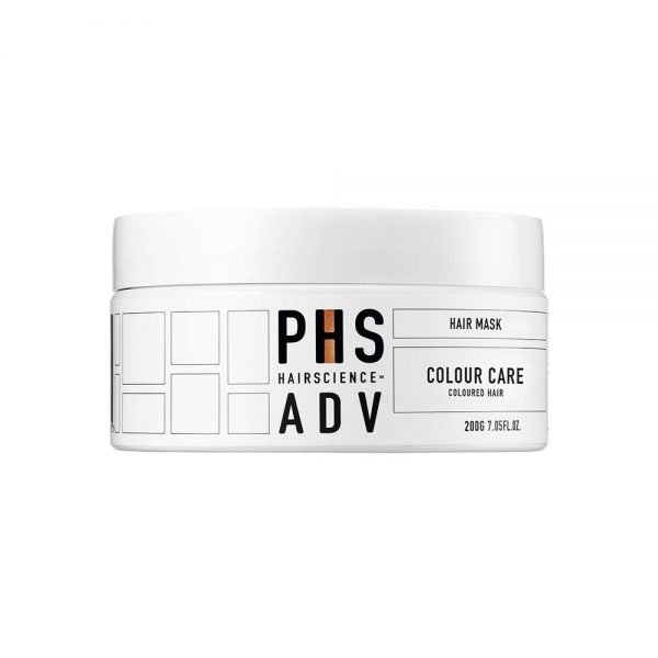 PHS hairscience colour care hair mask for coloured hair