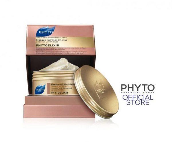 phytoelixir hair mask for dry hair