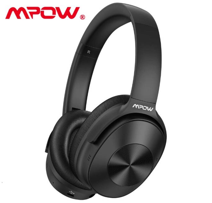 Mpow H12 Best noise cancelling headphones