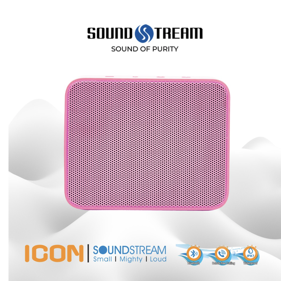 ICON by SOUNDSTREAM