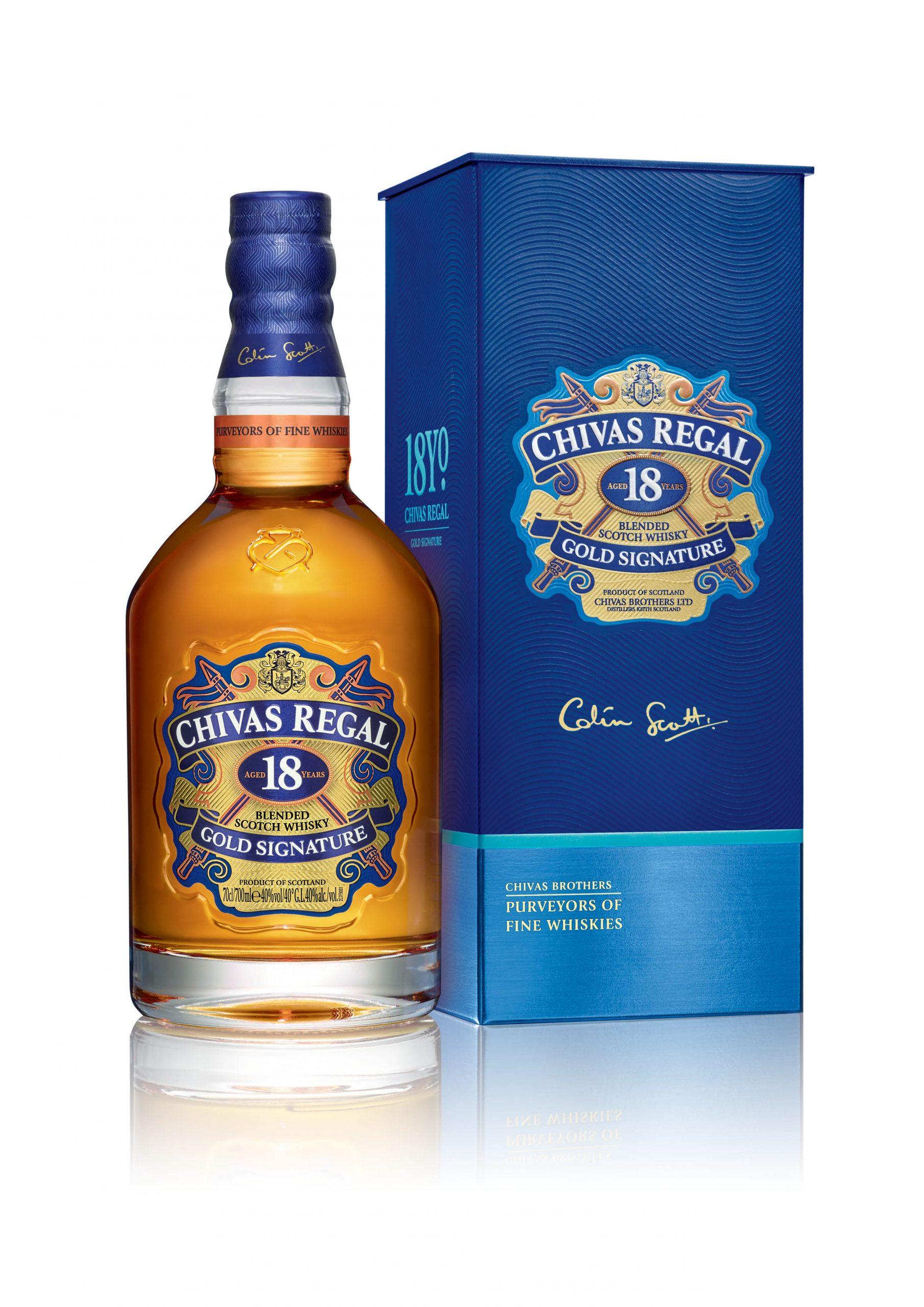 Chivas 18 YO Scotch Whisky 70cl