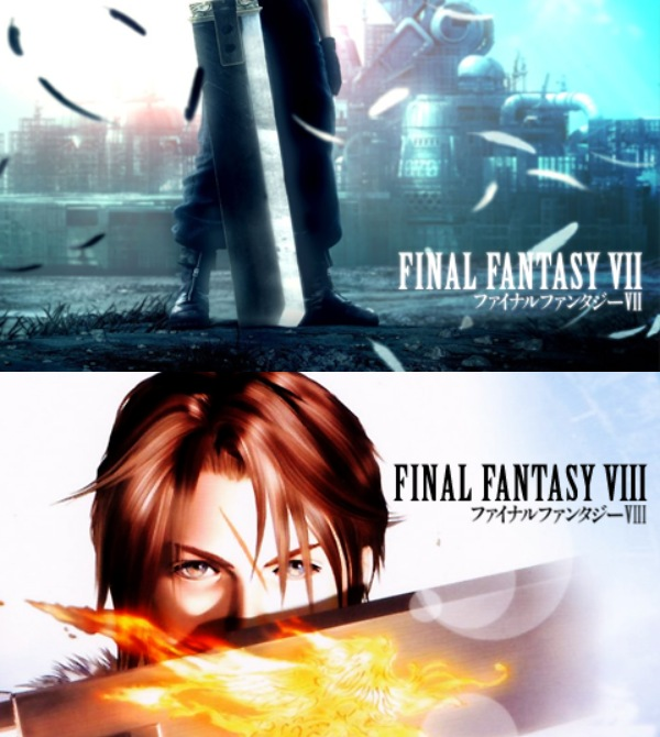 ff7 and ff8 classic pack to play before ff7 remake